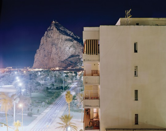 (The Rock Of Gibraltar (Night