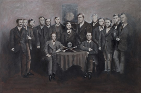 Skull and Bones, Yale (Class of 1869)