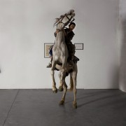 Homage - Indoor installation n.28 Ramle 2009-2011