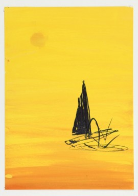 ( Boat in Yellow (Turner